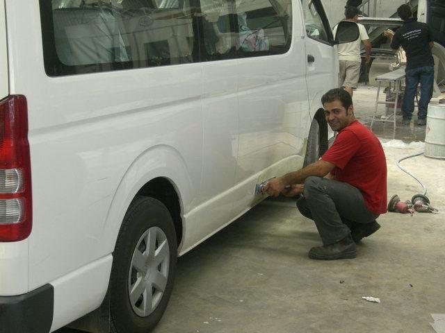 Body Repairs and Paint